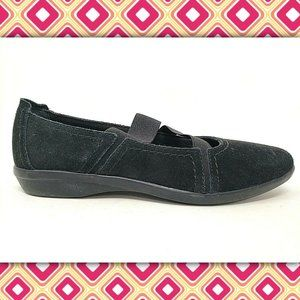 CLARKS Collection Leather Mary Janes